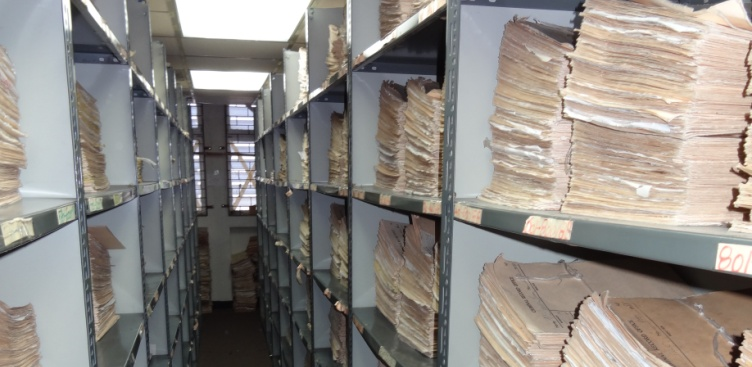 Jamaica Constabulary Force paper records